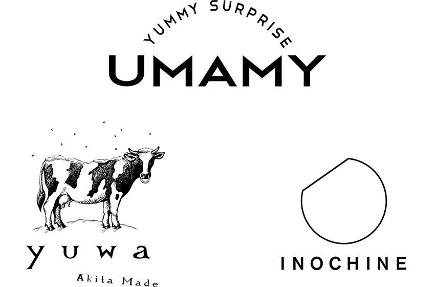 UMAMY yuwa INOCHINE